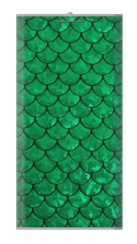 Green Fish Scale Pattern Iphone6 Case