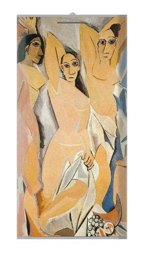 Picasso Demoiselles D'Avignon Iphone6 Case