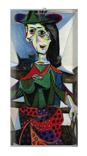 Picasso Dora Maar au Chat Iphone6 Case