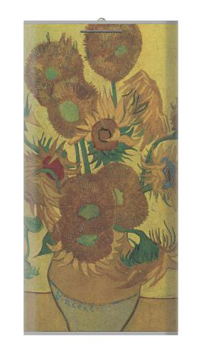 Van Gogh Vase Fifteen Sunflowers Iphone6 Case