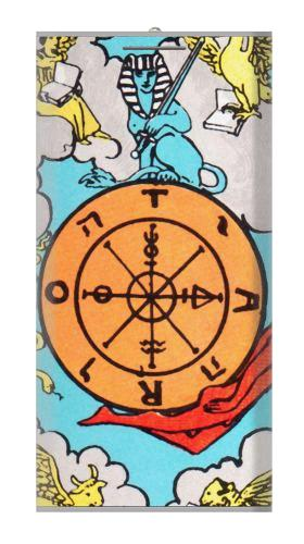 Tarot Fortune Iphone6 Case