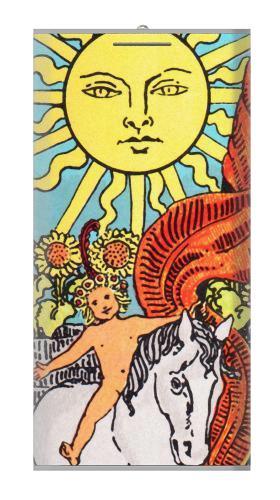 Tarot Sun Iphone6 Case
