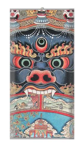 Tibet Art Iphone6 Case