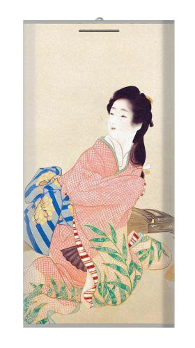 Japan Art Kimono Iphone6 Case