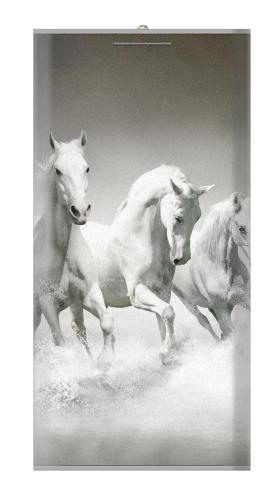 White Horses Iphone6 Case