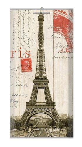 Eiffel Tower Paris Postcard Iphone6 Case