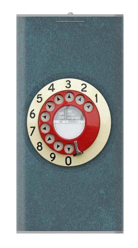 Rotary Dial Telephone Iphone6 Case