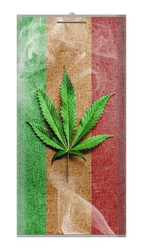 Marijuana Rasta Flag Iphone6 Case