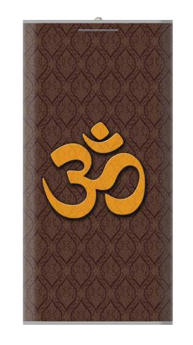 Om Hindu Mantra Symbol Iphone6 Case