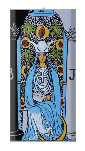 High Priestess Tarot Card Iphone6 Case