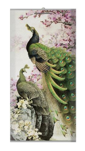 Peacock Chinese Brush Painting Iphone6 Case