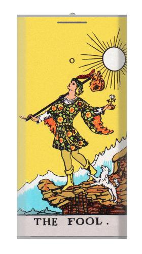 Tarot Card The Fool Iphone6 Case