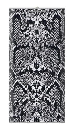 White Rattle Snake Skin Iphone6 Case