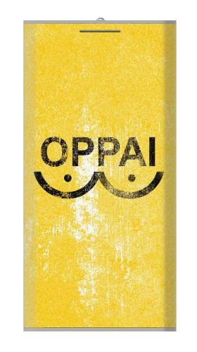 Oppai One-Punch Man Symbol Iphone6 Case