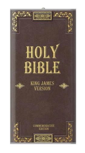 Holy Bible Cover King James Version Iphone6 Case