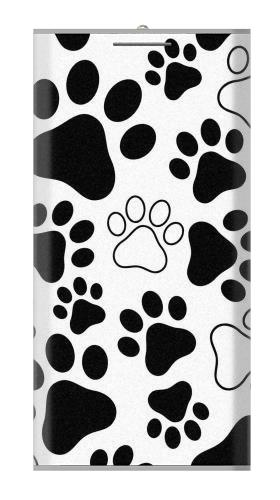 Dog Paw Prints Iphone6 Case