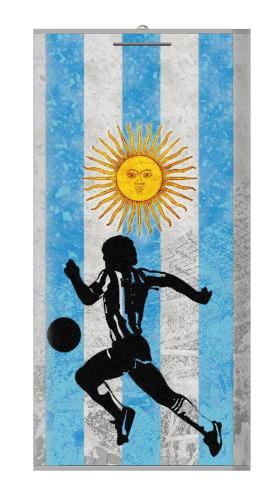 Argentina Football Flag Iphone6 Case