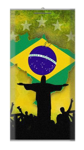 Brazil Football Flag Iphone6 Case