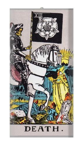 Tarot Card Death Iphone6 Case
