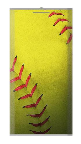 Yellow Softball Ball Iphone6 Case