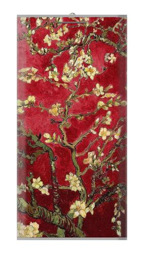 Red Blossoming Almond Tree Van Gogh Iphone6 Case