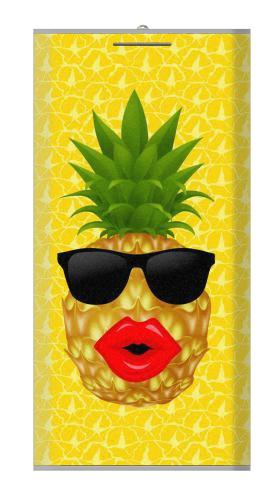 Pineapple Black Sunglasses Iphone6 Case