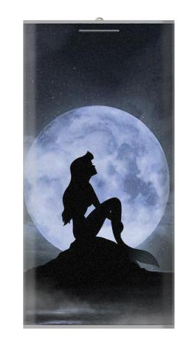 Mermaid Moon Night Iphone6 Case