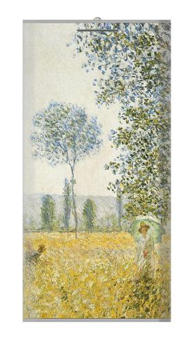 Claude Monet Fields In Spring Iphone6 Case