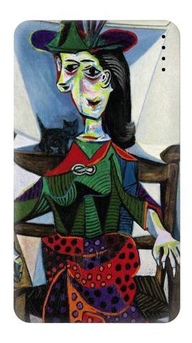 Picasso Dora Maar au Chat Iphone6 Case
