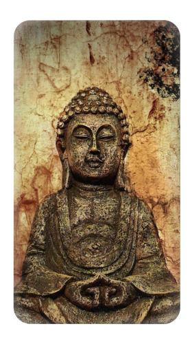 Buddha Rock Carving Iphone6 Case