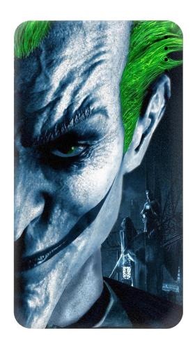Printed Joker Power Bank 4000mAh Case