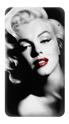 Printed Marilyn Monroe Power Bank 4000mAh Case