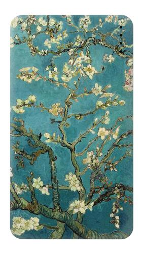 Printed Blossoming Almond Tree Van Gogh Power Bank 4000mAh Case