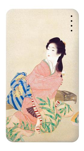 Japan Art Kimono Iphone6 Case