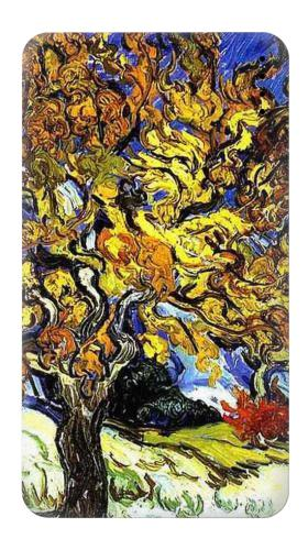 Mulberry Tree Van Gogh Iphone6 Case