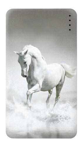 White Horse Iphone6 Case