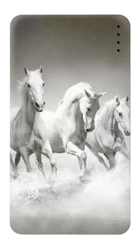 White Horses Iphone6 Case