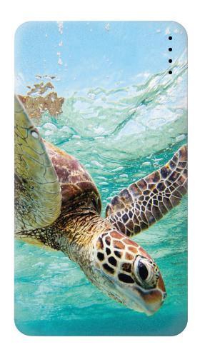 Ocean Sea Turtle แบตเตอรี่สำรอง