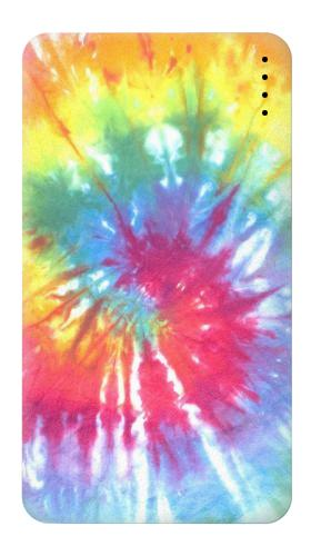 Tie Dye Colorful Graphic Printed Iphone6 Case