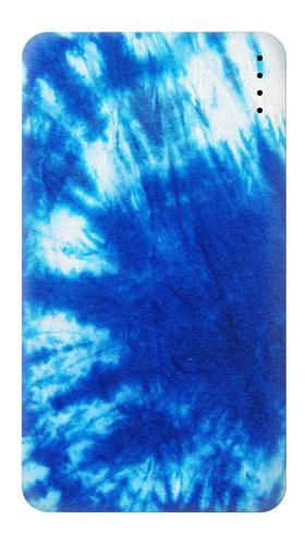 Tie Dye Blue Iphone6 Case