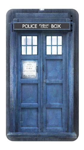 Doctor Who Tardis Iphone6 Case