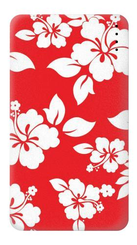 Hawaiian Hibiscus Pattern Iphone6 Case