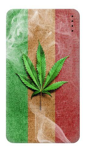 Marijuana Rasta Flag Iphone6 Case