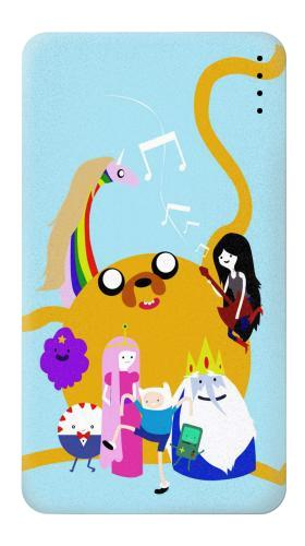 Adventure Time Finn Jeck Marceline Bubblegum Iphone6 Case