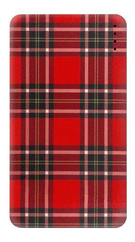 Tartan Red Pattern Iphone6 Case