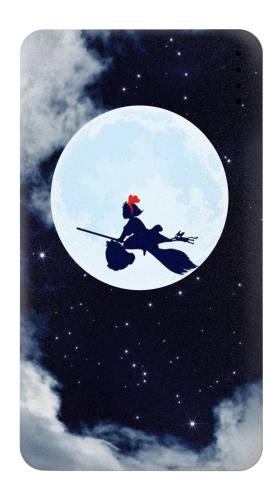 Kiki Delivery Service Little Witch Kiki Moon Iphone6 Case
