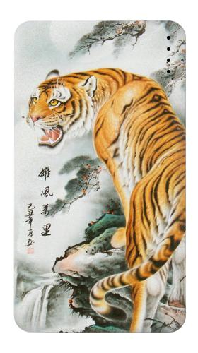 Chinese Tiger Painting Tattoo Iphone6 Case