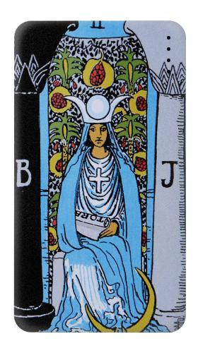 High Priestess Tarot Card Iphone6 Case