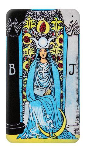 The High Priestess Vintage Tarot Card Iphone6 Case