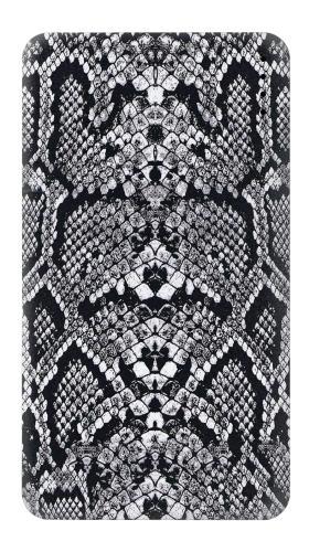 White Rattle Snake Skin Iphone6 Case